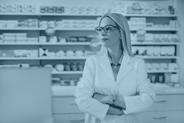 Picture of a pharmacist